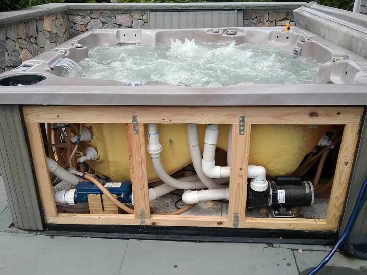 Cape Cod Hot Tub Repair Services Spa Maintenance Ma Ri
