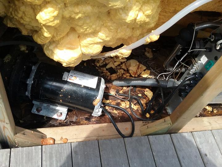 Hot Spring Spa Service Repair